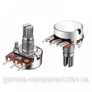 Резистор змінний 16K1, 10kOm