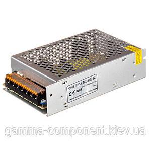 Блок живлення 12В перфорований серії МR, 6.66 A 80Вт, IP20