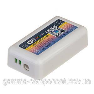 WI-FI контролер для світлодіодної стрічки RGBW 12А, 144Вт