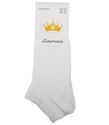 Шкарпетки жіночі сітка бавовна Lmrs 36-40 білі