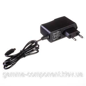Блок питания 5В 3А 15Вт с кабелем питания (розеточный) IP20