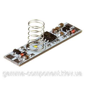 Сенсор-диммер ИК для светодиодной ленты 3А 12-24В ON/OFF в LED профиль