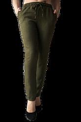 Штани з кишенями Elegance EL14 56 хакі