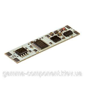 Сенсор оптический для светодиодной ленты 5А 12 в LED профиль (до 8см дистанц.)