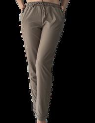 Жіночі брюки Elegance EL13 46 сірі