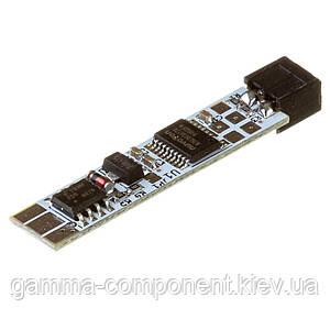 Сенсор ИК для светодиодной ленты 3А 12-24В в LED профиль (торцевой)