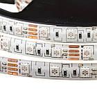 Светодиодная лента RGB AVT PROFESSIONAL SMD 5050 (60 LED/м), IP20, 12В - бобины от 5 метров, фото 3