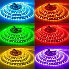 Светодиодная лента RGB AVT PROFESSIONAL SMD 5050 (60 LED/м), IP20, 12В - бобины от 5 метров, фото 4