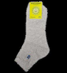 Чоловічі шкарпетки сітка Льон 43-45 бежеві