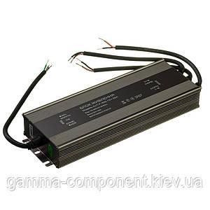Led блок живлення 12V (герметичний) 25А 300Вт AVT