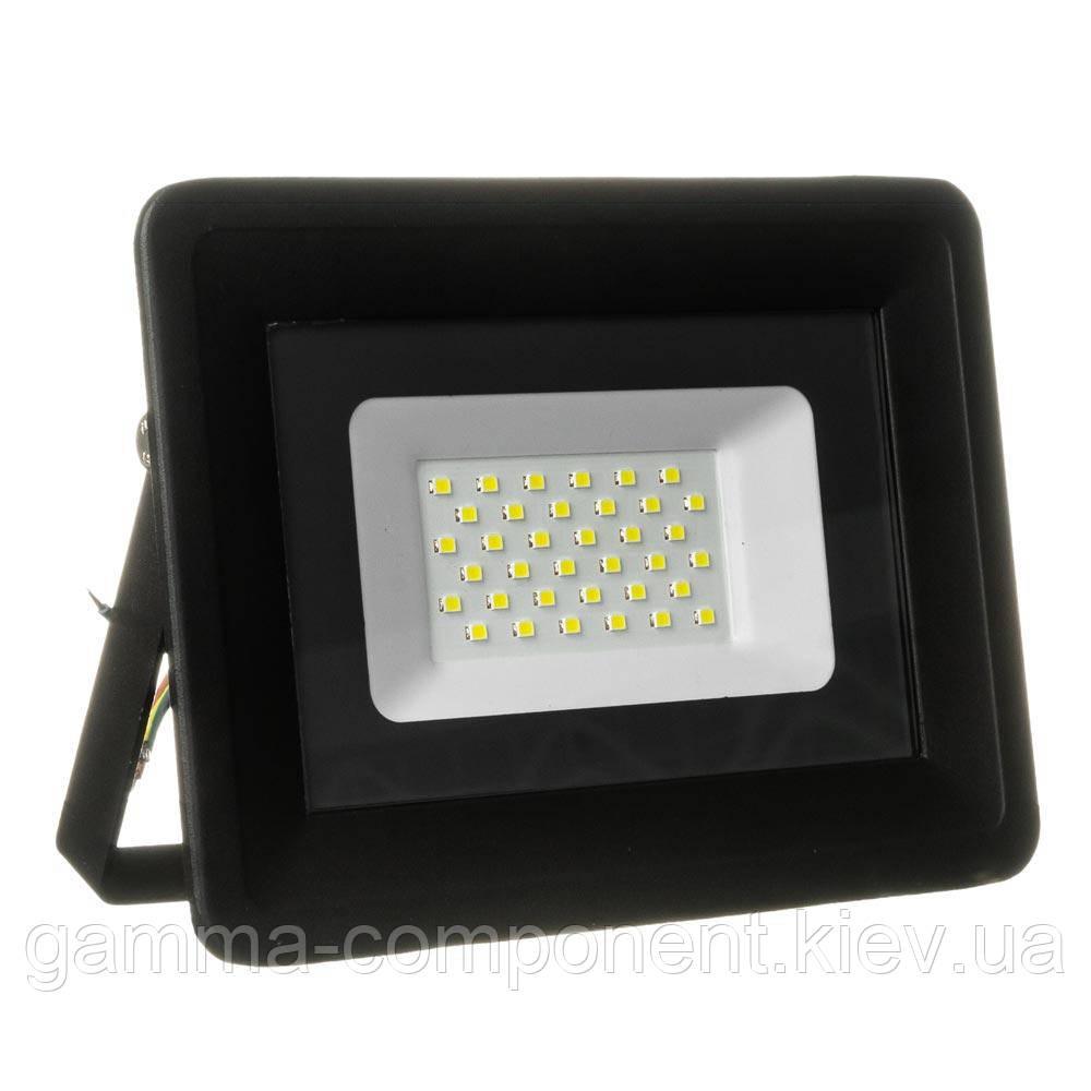 Прожектор светодиодный SMD AVT3-IC 30Вт, 6000K, IP65, 220В
