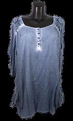 Туніка жіноча India розмір XL(52-54) сіра