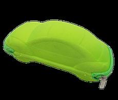 Футляр для окулярів машина NB 11-1 салатовий