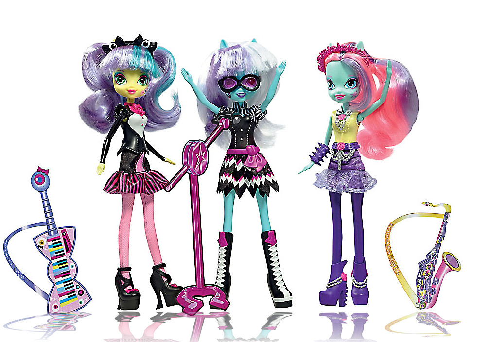 My Little Pony Equestria Girls- Віолета Блур, фото Фініш і  Піксель ( Violet Blurr Photo Finish, Pixel Pizzaz)