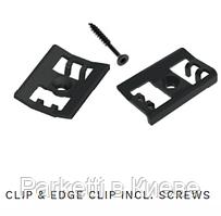 Кліпса монтажна EasyDeck включаючи саморіз. Комплект 50 шт.