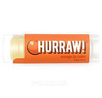 """Бальзам для губ """"Апельсин"""" Hurraw! Orange Lip Balm (851228005151)"""