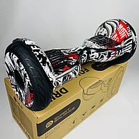 """Гіроскутер гіроборд сігвей 10,5"""" дюймів Segway самобаланс Оригінал Smart Balance Wheel Пірат"""