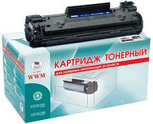Картридж WWM HP LJ P1505/M1120/1522 LC36N (720770)