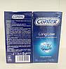 Презервативы Contex  Long love для продления  для тривалого задоволення с анестетиком 12 шт . Сертификаты!2025, фото 4