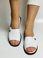 Evromoda.Жіночі босоніжки. Натуральна шкіра Розмір 36 37 38 40., фото 6