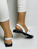 Evromoda.Жіночі босоніжки. Натуральна шкіра Розмір 36 37 38 40., фото 7