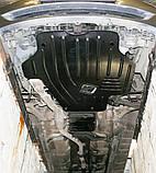 Захист картера двигуна, кпп, диф-ла Subaru Impreza 2007 - з установкою! Київ, фото 4