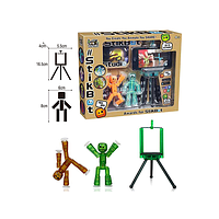 Игровой набор Фигурки StikBot стикботы