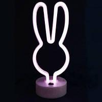 "Ночной светильник Neon ""Bunny White"""
