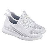 Кросівки жіночі літні білого кольору (Нс-586), фото 2