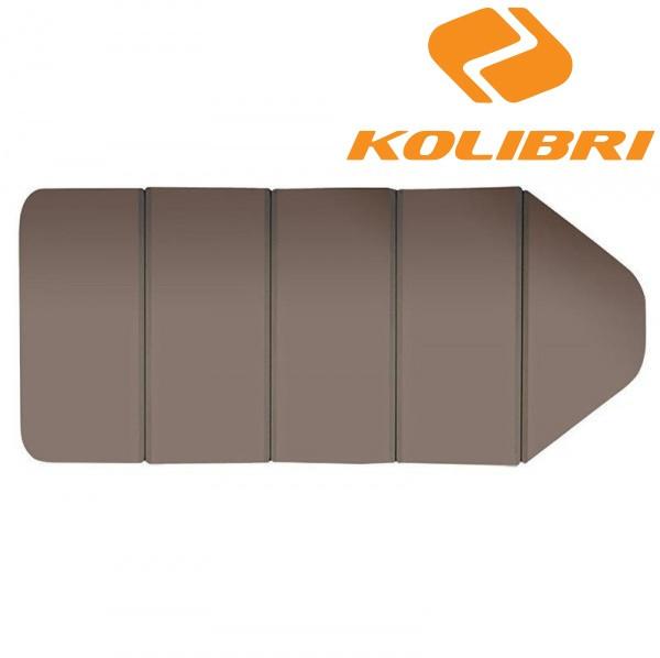 Слань-книжка для надувний човен Kolibri КМ-коричнева 330DL