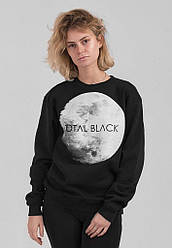 Свитшот Black Moon Total Black
