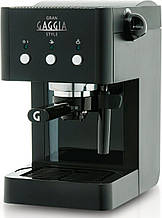 Кофеварка эспрессо Gaggia RI8423/11 Gran Style Black