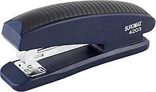 Степлер Buromax BM.4203-02 синий