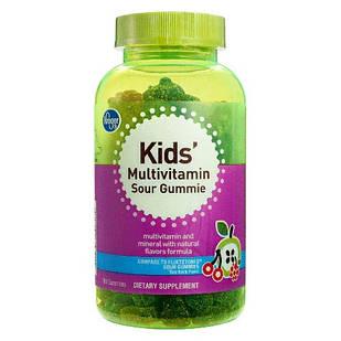 Kroger Kids' вітаміни Multivitamin дитячі жувальні 190 шт
