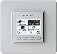 Терморегулятор Terneo pro белый без выносного датчика