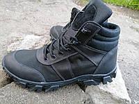 Ботинки тактические демисезонные NEHILO Ultra Black 38