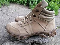 Ботинки тактические демисезонные NEHILO Ultra Beige 38