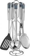 Набор кухонных принадлежностей на подставке Krauff 6 предметов