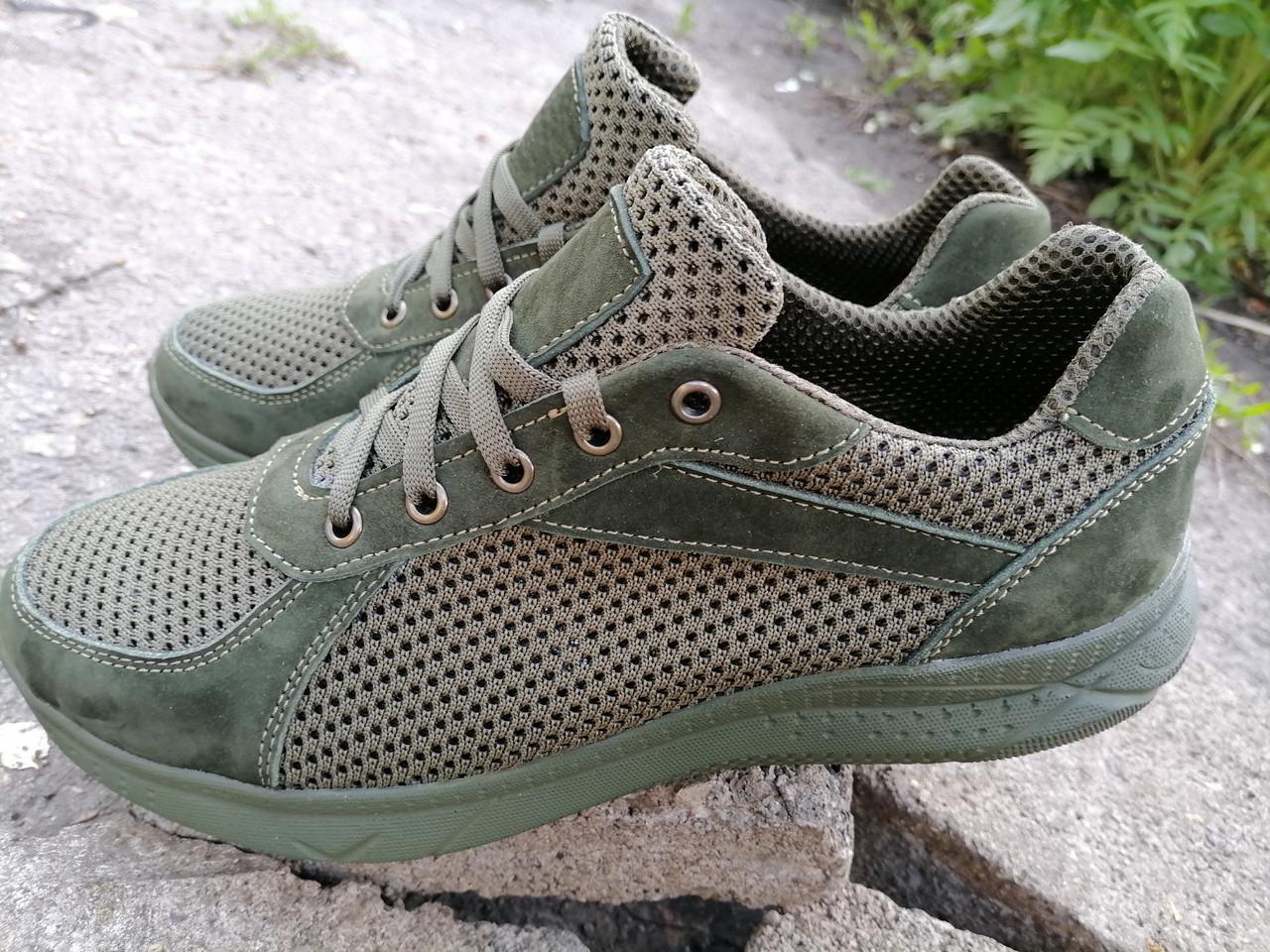 Кросівки тактичні літні MAX Force, олива