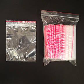 Пакеты с замком зип-лок 200х250 мм (100шт), фото 2