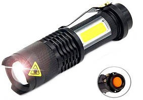 Ліхтарик Shustar S-002-COB XPE