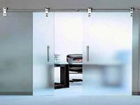 Стеклянные двери из закаленного стекла собственное производство Дверь стеклянная