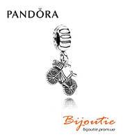 Pandora Шарм ВЕЛОСИПЕД 791266 серебро 925 проба Пандора оригинал
