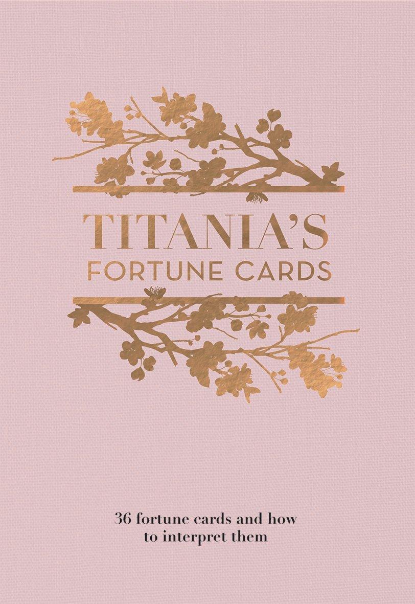 Titania's Fortune Cards/ Карти Долі Титанії