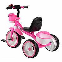 """Велосипед 3-х колісний 94881 """"Best Тгіке"""" (рожевий), фото 2"""