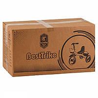 """Велосипед 3-х колісний 94881 """"Best Тгіке"""" (рожевий), фото 3"""
