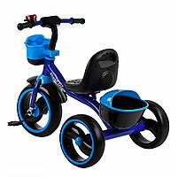 """Велосипед 3-х колісний 94881 """"Best Trike (синій), фото 2"""