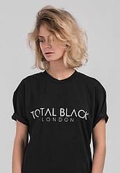 Футболка London Total Black