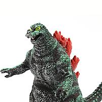 Гумовий динозавр Годзілла Godzilla vs Kong 20 см, фото 2