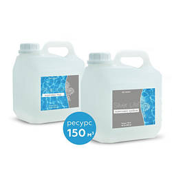 «Silver Life» Серебряный бактерицидный комплекс для бассейнов (Ресурс 150м3)